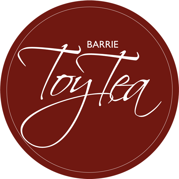 Barrie Toy Tea Logo